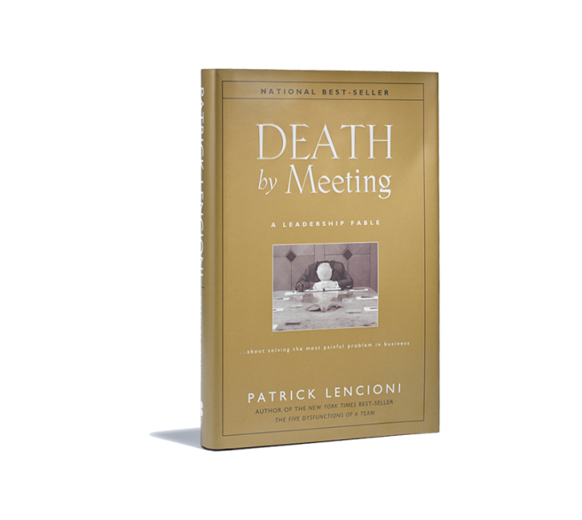 Death by Meeting